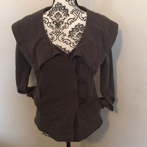Lucky brand cotton jersey top size SP